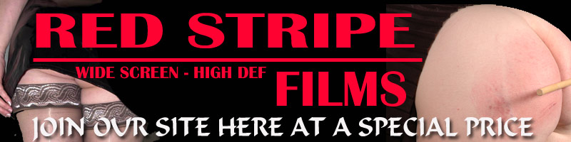 Red Stripe films for the best English Spanking movies